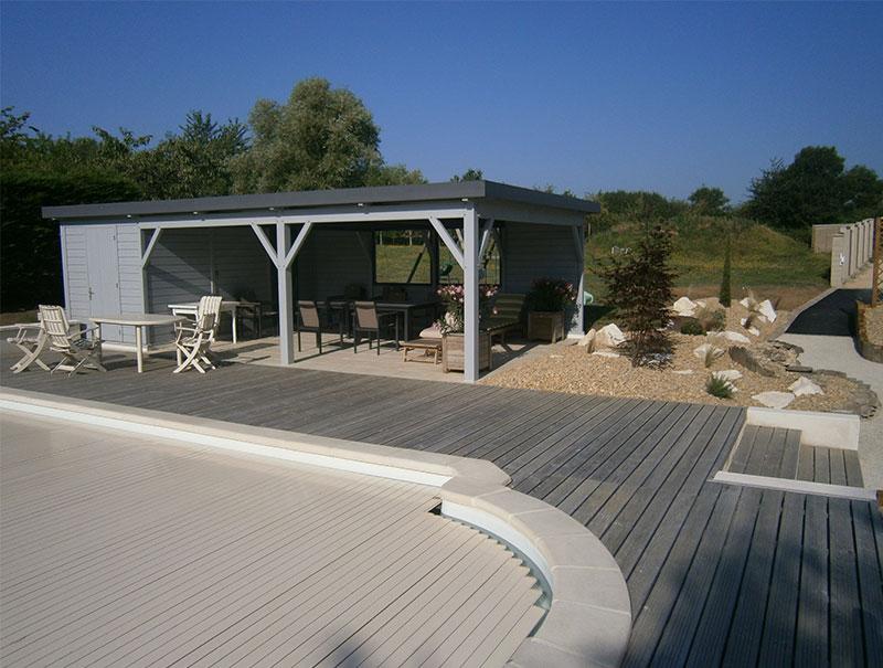 Olivier Chagnoleau, aménagement et conception de Jardin Chantonnay ...